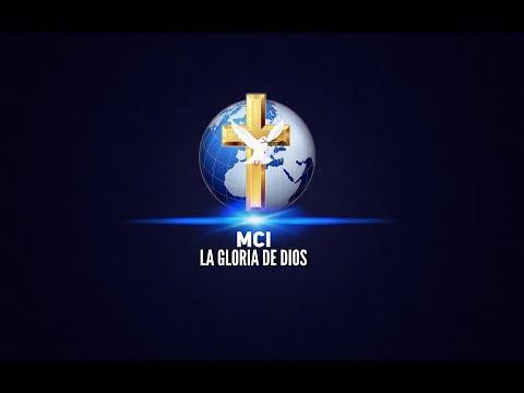 MCI LA GLORIA DE DIOS PRESENTA P.CARLOS RAFAEL RODRIGUEZ