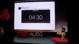 How waking up every day at 430am can change your life  Filipe Castro Matos  TEDxAUBG