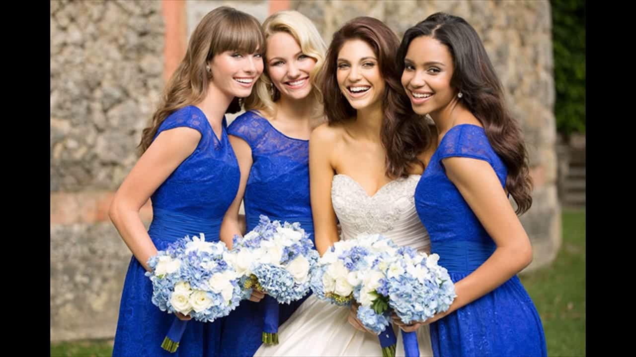 7 fall wedding colors for bridesmaid dresses youtube 7 fall wedding colors for bridesmaid dresses ombrellifo Gallery