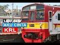 Lagu Anak Indonesia : \Kereta Listrik Kita\ (Aku Cinta KRL) #Video_Lirik