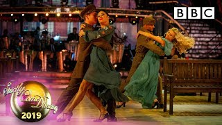 A Remembrance Day-inspired Strictly Pros routine - Week 08 Results | BBC Strictly 2019