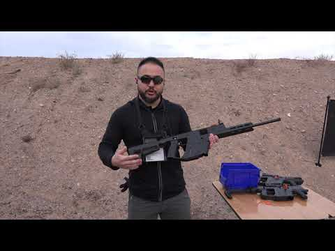 SHOT Show 2020: KRISS Vector CRB .22 LR
