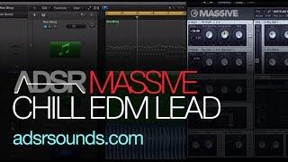 NI Massive - Chill EDM Lead - How To Tutorial