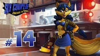 Sly Cooper: Thieves in Time Walkthrough - Part 14 - Blind Date with Carmelita