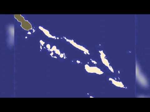 Tsunami Damage Reported in Solomon Islands