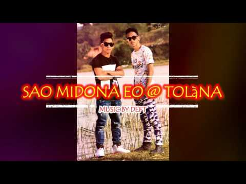 Ricah Talibao ft. D-Ryan - SAO MIDONA @ TOLANA (New song By Deft 2016)