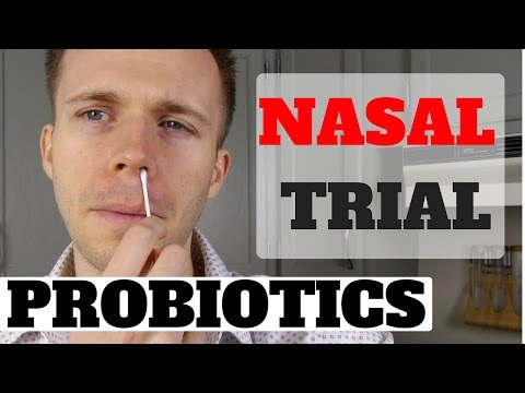My 30-Day Self Experiment With Nasal Probiotics For Chronic Sinusitis (TGIF Ep.3)