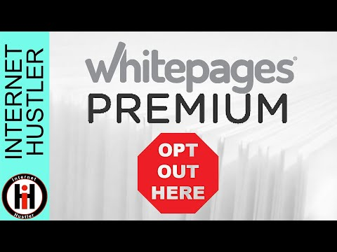 White Pages Premium Opt Out Of Public Record - Spencer Coffman
