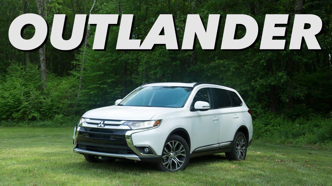 2016 Mitsubishi Outlander Quick Drive   Consumer Reports