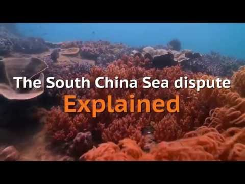 South China Sea: The territorial disputes explained