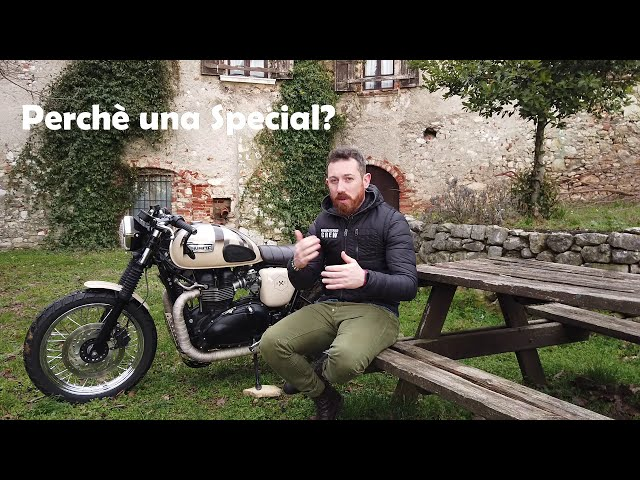 TRIUMPH SCRAMBLER SPECIAL _ VIDEO RECENSIONE