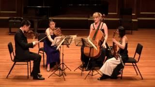 Beethoven: Quartet for Strings no 6 in B flat major, Op. 18 no 6