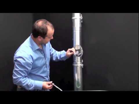 Клапан водосточной трубы Zambelli