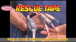 Rescue Tape self-fusing silicone repair tape