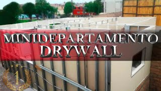 Construcción de Mini Departamento en Drywall  ¡Lima-PERU !!!