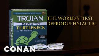 Introducing: Trojan Turtlenecks