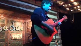 Dirk Quinn at Doodad Farm, Greensboro, NC Nov 17, 2013
