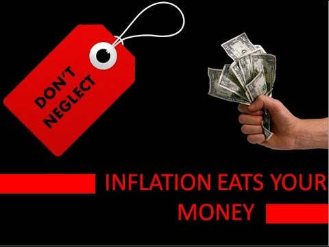 Inflation eats your money ( In HINDI)... Know inflation before its too late.