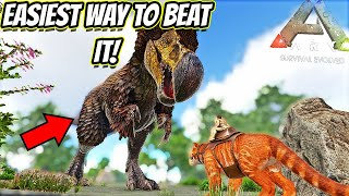 EASIEST WAY TO KÏLL THE DODOREX FOR CHIBIS AND FEAR EVOLVED 5!! || Ark Survival Evolved