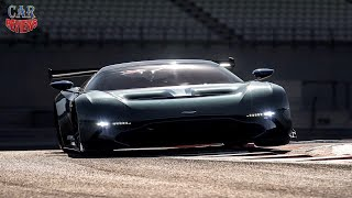 Aston Martin Vulcan Will Race At Le Mans This Year  - Car Reviews Channel