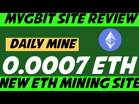 New Free Ethereum Eth Mining Site 2020 | Mine Eth Online Without ...