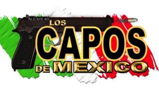 Los Capos De Mexico - Viviendo A Medias