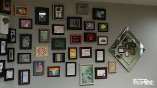 Inside the Derm Office: Art for Animals