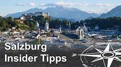 Salzburg Tipps: Hauptbahnhof und Umgebung mit Insider Tipps