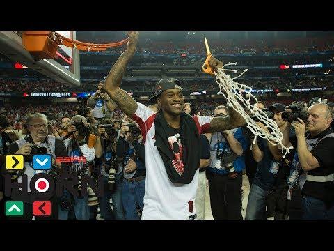 NCAA stripping Louisville title has 'zero impact'   Around the Horn   ESPN