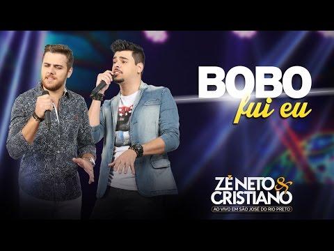 Zé Neto e Cristiano - Bobo Fui Eu  DVD Ao vivo em São José do Rio Preto