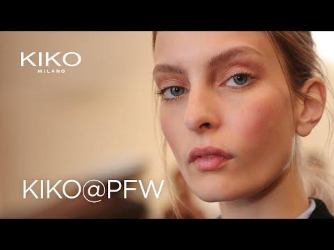 Kiko Milano @ Paris Fashion Week