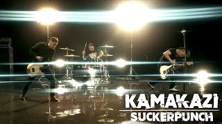 "KAMAKAZI - ""SUCKERPUNCH"" (Vidéoclip officiel)"