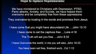 Christian Suicide Prevention Training