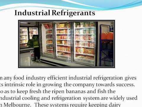 Industrial refrigeration Melbourne & Sydney