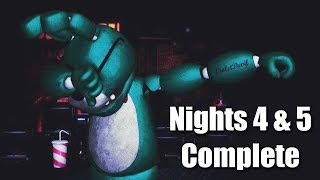 HE'S VERY MAD AT ME - Five Nights w/ 39 Night 5