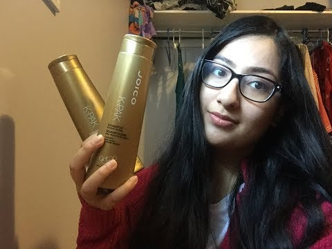 Joico K-Pak Collection Review   Shampoo & Conditioner   Luster Lock