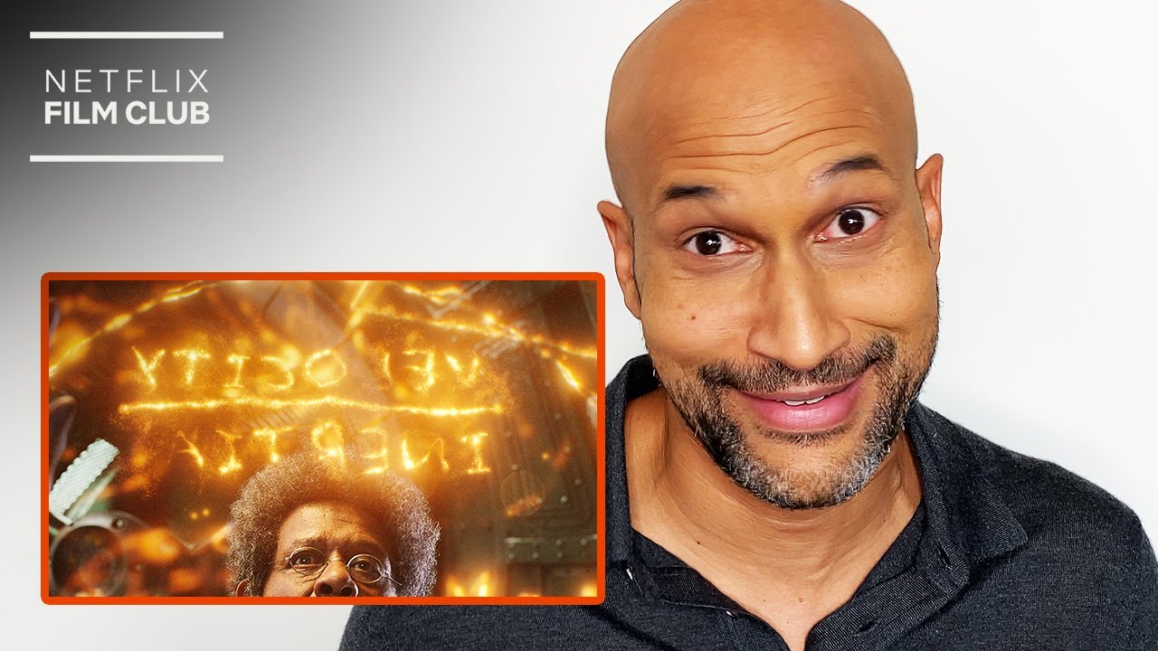 Keegan-Michael Key Exposes Jingle Jangle's Magic Equations | Netflix