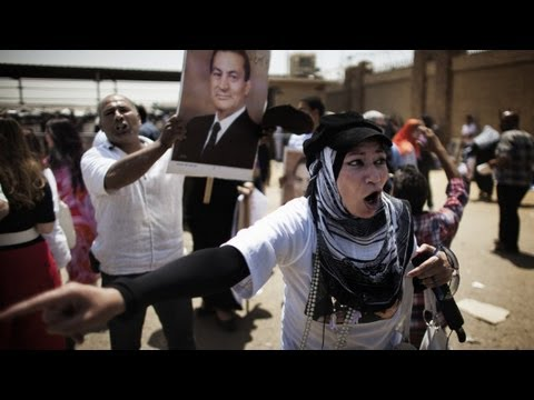 A Muslim Brotherhood member discusses the outcome of the Mubarak trial
