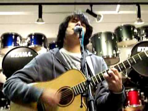 Teddy Geiger Music Store concert Madison WI