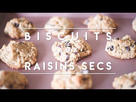 biscuits-À-l'avoine-et-aux-raisins