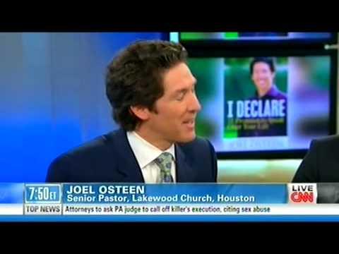 """""""Being Gay is a Sin"""" Joel Osteen Ambushed by Soledad O'Brien, Richard Socarides CNN 09202012"""