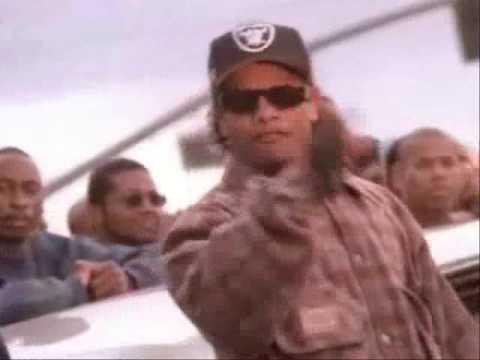 Eazy-E feat. 2Pac - Real Muthaphuckkin G's/Hit 'Em Up (Remix) (Music Video)