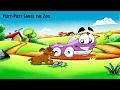 Putt-Putt Saves the Zoo PC Playthrough - Save The Animals