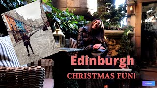 Gambar cover MY TIRP TO EDINBURGH | WORST AIRBNB EXPERINCE! | ANU VLOGS