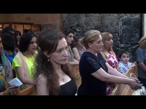 Սուրբ Աստվածածնի վերափոխման տոնը Ախթալայի վանքում