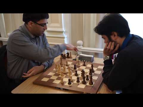 What's Your Score? Watch Until The End! Vishy Anand Vs Hikaru Nakamura | Tal Blitz 2018