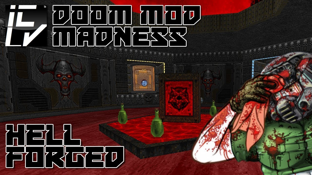 ZDoom • View topic - Hell-Forged - (Prerelease Beta Now Live!) Need