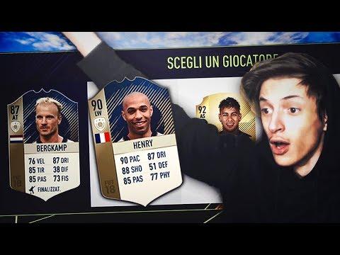 IL DRAFT DEI SOGNI! - REWARDS DI CRISTO