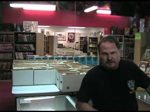 Southern California Comics Store Tour!