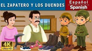 El Zapatero y los Duendes | Cuentos para dormir | Cuentos Infantiles | Cuentos De Hadas Españoles